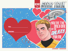 trek valentines day cards idw s s day cover month coming feb 2016 idw publishing