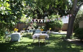 Backyard Baby Shower Ideas with Diy Outdoor Baby Shower Ideas How To Plan Outdoor Baby Shower