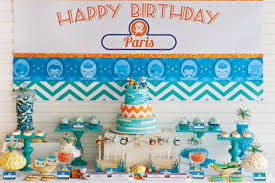 octonauts party supplies real event octonauts party illumepartyware au