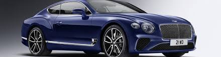 luxury bentley bentley releases a new luxurious continental gt that can reach