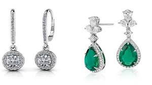 diamond earrings designs top 10 diamond earrings designs catalogue