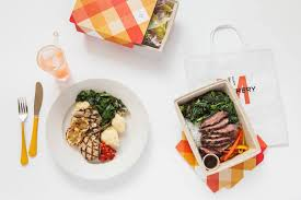 new york city meal delivery services well