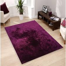 Magenta Area Rug Shag Solid Magenta Area Rug 5 X 7 Free Shipping Today