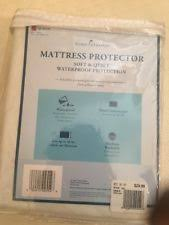 queen size home classics soft u0026 quiet waterproof mattress