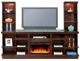 Fireplace Console Entertainment by Slumberland Novella Collection Fireplace Console