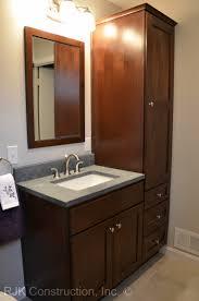 Bertch Bathroom Vanity Ceiling Bathroom Linen Cabinet Built In Cabine 1041