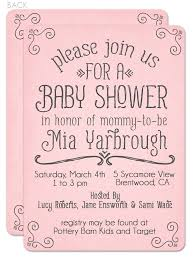 baby shower invite wording simple baby shower invitation wording 19233