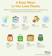 9 easy ways to use less plastic this means less plastic in our