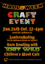 halloween and freecycle events the children u0027s wood and north