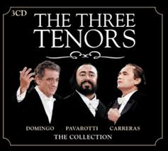 the three tenors the three tenors the collection cd album hmv