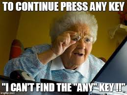 How To Find Memes - grandma finds the internet meme imgflip