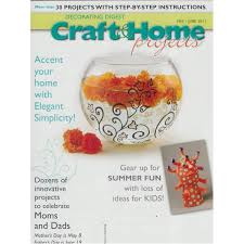 decorating digest craft u0026 home projects magazine subscription