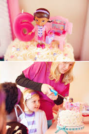 glitzy u0026 adorable doc mcstuffins birthday party hostess with