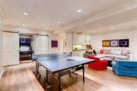 12 scandinavian living room basement white painted floor home