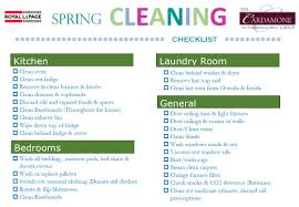 refresh your home this spring u2013 spring cleaning checklist u2013 the