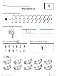 42 best writing images on pinterest number tracing preschool