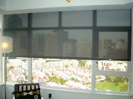 Kitchen Blinds And Shades Ideas by Contemporary Window Treatments For Wide Windows Tikspor