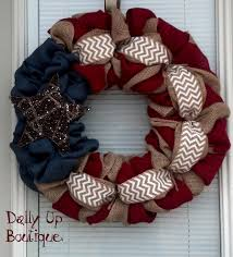 4th of july wreaths supple july crafts along with my notes th to best july wreath