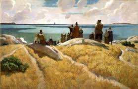 n c wyeth the master of thanksgiving anthropologie pintowin