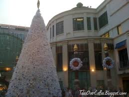 Christmas Decorations Tree Singapore by Another Round Of Christmas Decoration Photos From Around Singapore