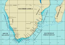 Map Of Ocean Currents List Of Marine Fishes Of South Africa Wikipedia