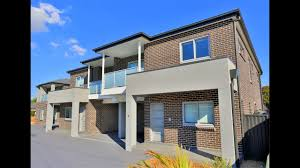 Duplex Style Revesby Brand New Duplex Style Townhouses Youtube