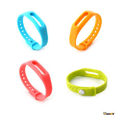 replacement silicone wrist bracelet images Xiaom mi band replacement silicone wrist band strap bracelet jpg