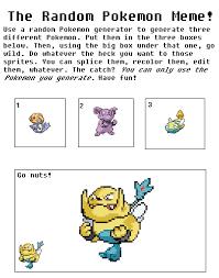 Random Meme Generator - random pokemon meme by dfreak22 on deviantart