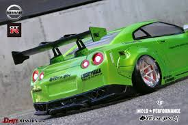 nissan gtr skyline 2015 team tetsujin nissan skyline r35 liberty walk body driftmission