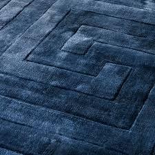 Modern Blue Rug Blue Rug Eichholtz Baldwin 7x10 Oroa Modern Furniture