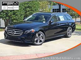 mercedes e station wagon 2018 mercedes e class e 400 station wagon in atlanta
