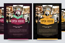 open house invitations templates open house promotion flyer v1 flyers 1 real estate marketing