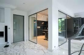porte de cuisine en verre 437975132493427931 porte coulissante suspendue et mini cuisine