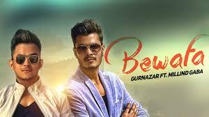 hair style of mg punjabi sinher bewafa full video gurnazar feat millind gaba latest punjabi