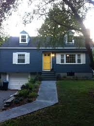 interesting front door colors for blue house ideas best