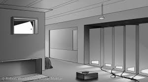 2 point interior bunker on behance