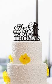 cake topper wedding cake toppers and groom mr and mrs