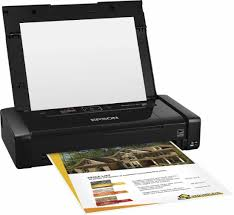 best buy printer black friday epson workforce wf 100 mobile wireless printer black c11ce05201