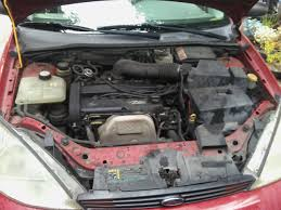 cleaning safely washing engine bay of ford focus motor vehicle