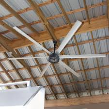 Outdoor Ceiling Fans by Macroair Airvolution D 370 10 Ft Hvls Outdoor Ceiling Fan With
