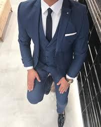 Light Blue Vest Light Blue Braided Style 3 Piece Suit Jacket Vest U0026 Pants