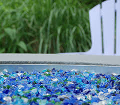 Fire Pit Glass Stones by Gas Fire Pits Ny Ct Ma Ri