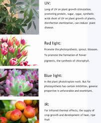 Indoor Plant Light by Dimmable 1500w Bestva X5 Blue Led Grow Light Full Spectrum Led