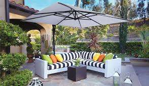 Outdoor Patio Umbrella Outdoor Patio Umbrellas Cantilevers Sunbrella Island Ny