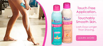 1 hair removal brand for women nair