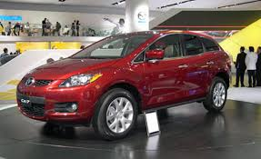 mazda cx 7 history photos on better parts ltd