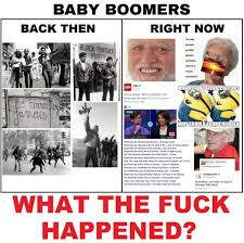 Baby Boomer Meme - memeing my way out of convos with liberal normie baby boomers