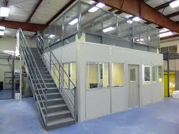 Prefab Offices Office Mezzanine Stodec Products Ltd Office Mezzanine Z