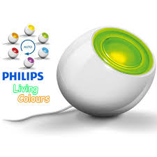 philips 69150 31pu white living colour changing led relaxing mood