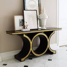 console tables contemporary console table and mirror set sets